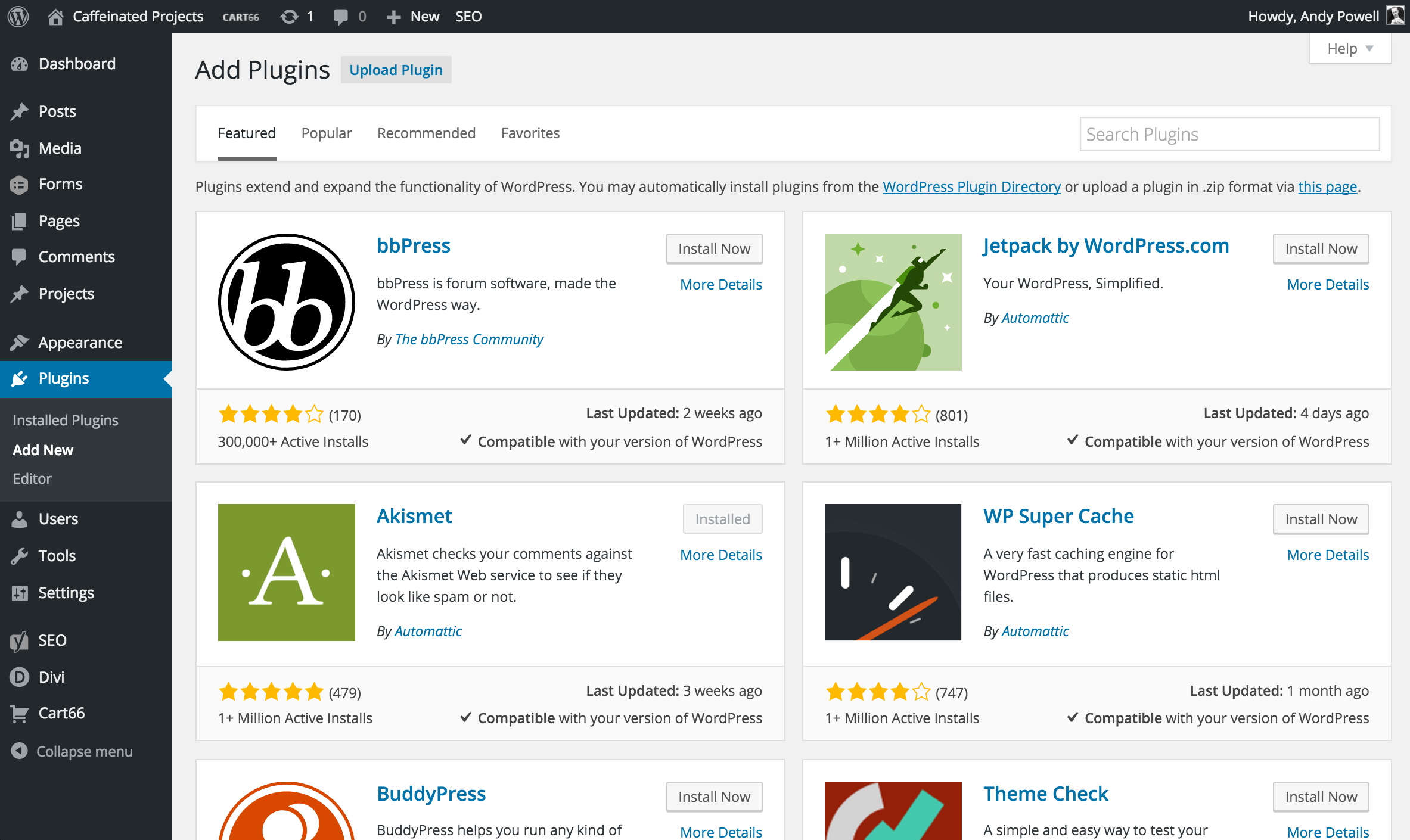Putting a WordPress site in maintenance mode - Caffeinated P