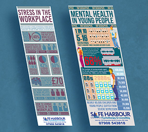 Graphic Design – Safeharbour Psychotherapy