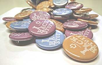 Graphic Design – Hack Oldham Badges
