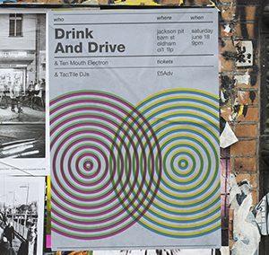Graphic Design – Gig Poster