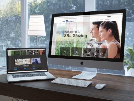Web Design Tameside SRL Glazing