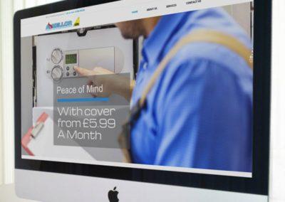 Website Design – Mellor Plumbing