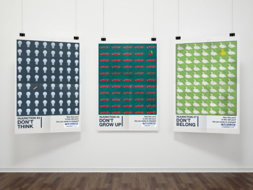 Psychotherapy Poster Series